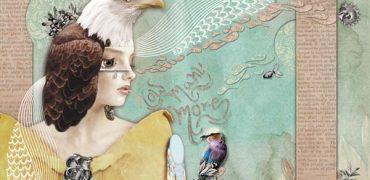 Aiysha Sipe: de los fragmentos al universo de fantasía